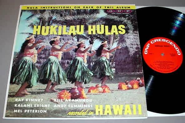 Various - Hukilau Hulas
