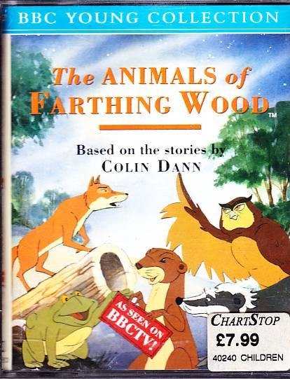 Farthing Wood Comics Animals of Farthing Wood